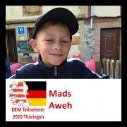 Mads Aweh DEM Teilnehmer 2020
