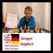 Gregor Göpfert DEM Teilnehmer 2020